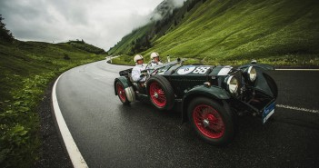 Arlberg Classic Car Rally Lech