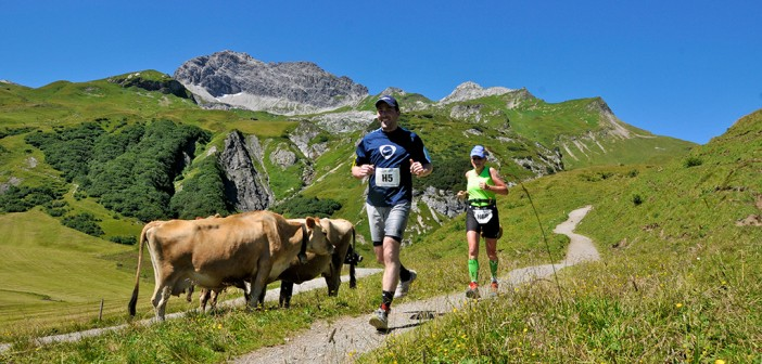 Triathlontraining am Arlberg